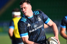 Ryan captains Leinster and Leavy back among replacements for Dragons trip