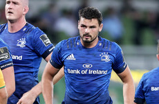 Leinster confident Max Deegan can pick up where he left off
