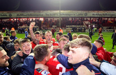 Poynton penalty sees Shelbourne secure First Division title and top-tier promotion