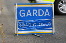 Three hospitalised after car hits tree in Longford