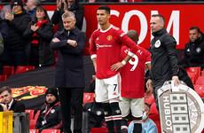Solskjaer defends decision to leave out Ronaldo after Everton draw