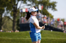 Maguire six shots off the lead after solid second round in New Jersey
