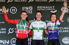 Cotter sprints to victory at National Championships