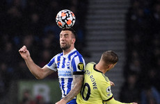Brighton miss chance to go top after scoreless draw with Arsenal