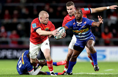 Munster survive the Storm to blow South Africans away with second-half powerplay