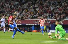 Suarez piles more pressure on former club as Atletico overcome Barcelona