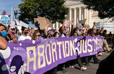 Women's March targets US Supreme Court to protest over abortion rights