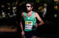 Rio Olympian Mick Clohisey, Fionnuala Ross win national marathon titles in Belfast