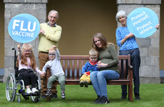 Pregnant women, over 65s and other at-risk groups urged to get flu vaccine
