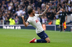 Spurs get back to winning ways with important victory over Villa