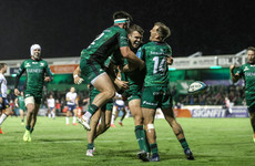 'That was definitely a strategy for Connacht and it paid off for them'