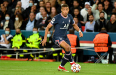 Real Madrid target Mbappe reveals he told PSG he wanted to leave in July