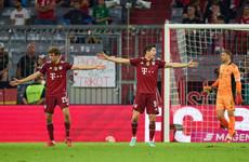 'Unfamiliar situation' - Shock defeat leaves Bayern reeling