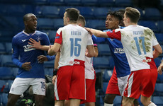 Prague asks for apology from Scottish FA over racism comments