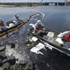 'An environmental catastrophe': California beaches closed as major oil spill kills wildlife