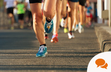 Opinion: 'I created a short couch-to-marathon-runner plan - it's not a thing for a reason'