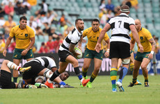 Quade Cooper turns down Barbarians call-up after being announced in latest squad