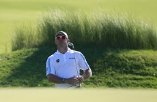 Westwood splits with long-term coach after Kiawah Island frustration