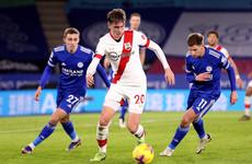 Ireland U21 midfielder Smallbone returns to action after nine months out