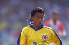 'Smurf' the latest Colombian football star implicated in cocaine crime