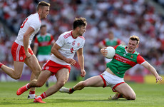 15 for Tyrone and 8 for Mayo as 11 counties feature in 2021 All-Star football nominations