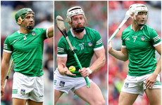 Limerick trio nominated for 2021 Hurler of the Year award