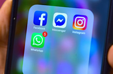 Facebook, Instagram and WhatsApp outage caused by error during maintenance work, company says