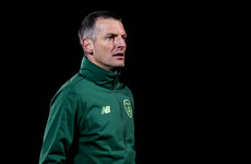 'It's a really difficult situation' - Several Ireland U21 players still in limbo over travel for important qualifier