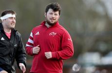 Kidney brings Redmond and ex-Munster prop Parker to London Irish