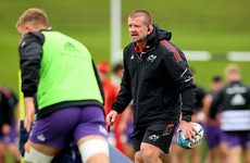 Improved squad depth will push standards at Munster - Rowntree
