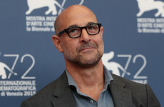 Your Evening Longread: Stanley Tucci on acting, food, and cancer treatment
