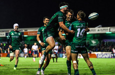 Rugby Weekly: Connacht silence Jake, Leinster's blip, hail the AIL