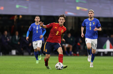 Spain's youngest ever player is the 'future'
