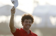 Top of the world, Ma! Rory McIlroy reclaims number one ranking