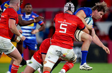 'I never thought I would play in Thomond Park. It was just awesome'
