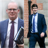 Coveney and Chambers to represent Government at Northern Ireland centenary service