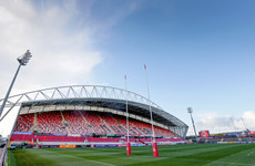 Stormers lock hit with eight-match ban after incident in game against Munster