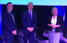 Taoiseach, Paul Givan and Michelle O'Neill all sing from the same hymn sheet on climate change
