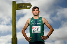 Coscoran targeting 'next level' for both himself and Irish athletics after Tokyo breakthrough