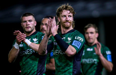 Connacht make three changes for home clash with Dragons