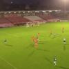 Ireland U17 midfielder Justin Ferizaj runs from own half to score brilliant solo goal