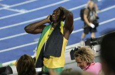 Usain Bolt rules Twitter during Games