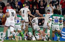 Nathan Doak shines yet again as Ulster brush aside Benetton to maintain unbeaten start