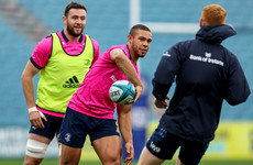 Byrne told to 'back himself' as Leinster wing returns from 21-month lay-off