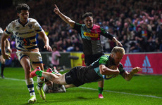 Harlequins fight back from 21 points down to beat Bristol