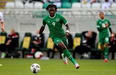 Irish-Nigerian starlet delighted to score first goal in front of Tallaght crowd