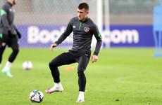 Jason Knight ruled out of Ireland's clash with Azerbaijan