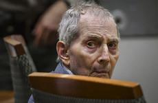 Prosecutor seeking to indict Robert Durst over ex-wife's death