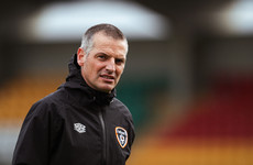 Boost for Ireland U21s as clubs release players for Montenegro trip