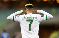 Callum Robinson stars in Baku to secure Kenny a first competitive win